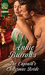 The Captain's Christmas Bride (Mills & Boon Historical)