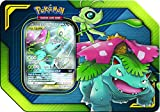 Pokémon POK80532 TCG: Celebi & Venusaur-GX Tag Team Blechdose