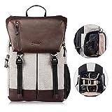 TARION RB-02 Kamerarucksack Reiserucksack Wasserabweisend SLR Rucksack mit Zubehörfächer für Kameras Zubehör und Outdoor Sport Reise