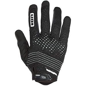 ION Seek AMP Gloves Black Handschuhgröße M 2019 Fahrradhandschuhe