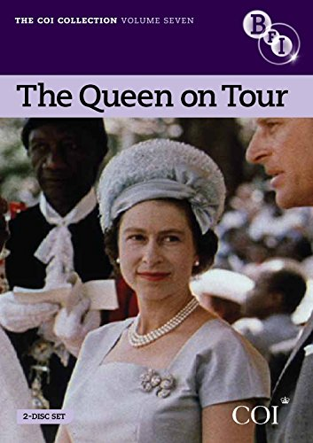 COI Collection Vol 7: The Queen on Tour [DVD] [UK Import] Queen Elizabeth 1953
