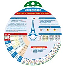 Mappeverbe fast track to french verb forms in 90 verbs by André Marie Baverel (2010-12-25)