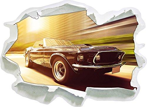 ford-mustang-la-carta-3d-della-parete-di-formato-92x67-cm-decorazione-della-parete-3d-wall-stickers-