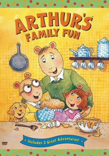 Preisvergleich Produktbild Arthur's Family Fun [Import USA Zone 1]