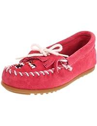 Minnetonka 2607T Zapatos de Ante para Niña