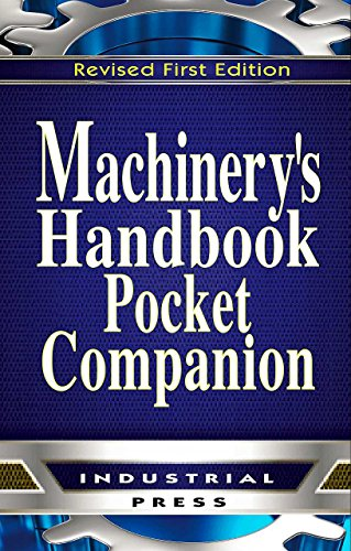 Machinery's Handbook, Pocket Companion (Thread Pocket Screw)