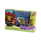 Paul Lamond 4765 Scooby Glow in the Dark Man-Crab Puzzle (100 Pieces)