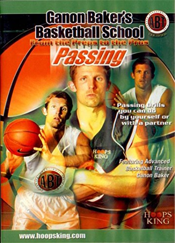 Ganon Baker's Basketball School: Passing Workout Training Video
