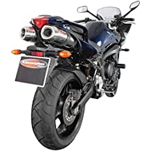 Yamaha 600 Fazer FZ6 – 2004/10-paire de silencioso NEUFS Scorpion ...