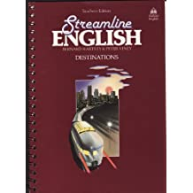 Streamline English Destinations: Destinations: Teacher's Edition