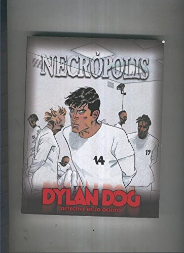 Dylan dog etective de lo oculto:Necropolis