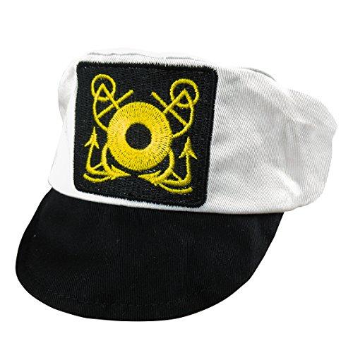 Nautisch Kapitän Segeln Hüte (Captain, 12-18 Monate) (12-18 Monat-junge Halloween-kostüme)