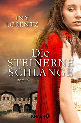 Buchseite und Rezensionen zu 'Die steinerne Schlange: Roman' von Iny Lorentz