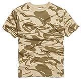 Dallaswear - T-shirt -  Homme -  - British Desert - Large...