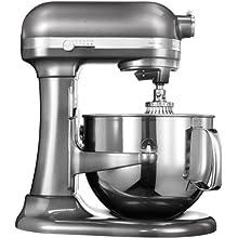 KitchenAid 5KSM7580X 5KSM7580XEMS robot, 500 W, 6.9 liters, Argenté