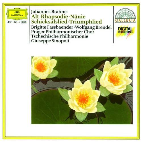 Brahms: Triumphlied Op.55 - 3. Und ich sah den Himmel aufgetan