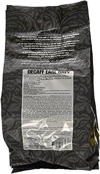 Metropolitan Tea 200 Count Pyramid Shaped Teabags, Decaffeinated Earl Grey Tea