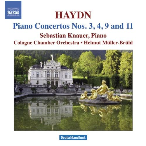 Keyboard Concertino in C Major, Hob.XIV:11: III. Rondo all'ungarese: Allegro assai