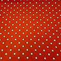 Premier Dog Red Mini Polka Dot Dog Bandana / Scarf