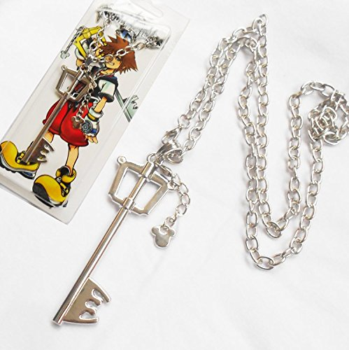 sunkee-kingdom-hearts-collier-avec-pendentif-mickey-grand-cle-b