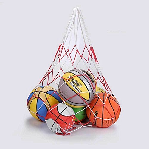 Netz Nylon Transport-Zu Bälle Ball Basketball Fußball 90cm