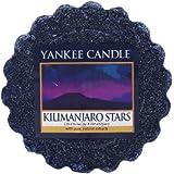 Yankee Candle 1344801E Tartelette Parfumée en Cire L'Étoile du Kilimandjaro Combinaison Bleu 5,9 x 5,7 x 1,7 cm 22 g