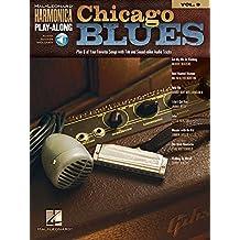 Harmonica Play-Along Vol.9 Chicago Blues + Cd.
