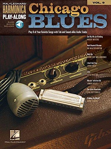 Harmonica Play-Along: Chicago Blues: 9