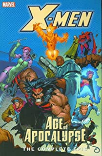 X-Men: The Complete Age of Apocalypse Epic - Book 2 (0785118748) | Amazon price tracker / tracking, Amazon price history charts, Amazon price watches, Amazon price drop alerts