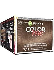 Garnier Color Me Coloration Cheveux Permanente Blond Foncé Cendré 7.11 -