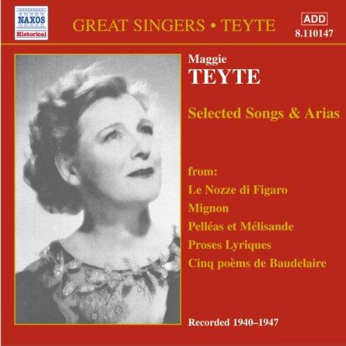 Maggie Teyte - Chants et airs français