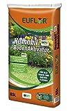 Euflor Humobil® Bodenaktivator AKTIVplus 65L Sack•hochwertiger Humus und ausgewogener Volldünger•zur Rasenpflege/Rasenreperatur•gegen Trockenheit und...