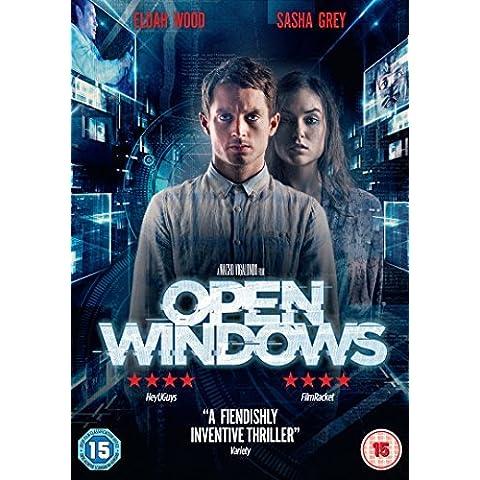 Open Windows [DVD] by Elijah Wood