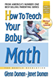 How to Teach Your Baby Math: The Gentle Revolution (The Gentle Revolution Series)