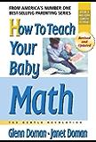 How to Teach Your Baby Math