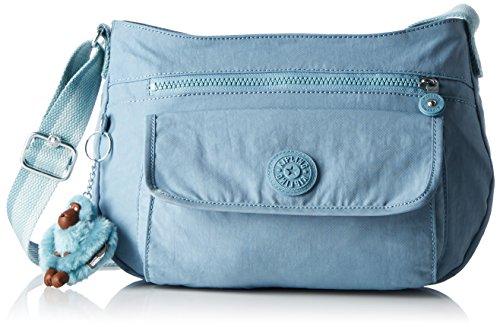 kipling-syro-bolsos-bandolera-mujer-blau-pastel-blue-c-one-size