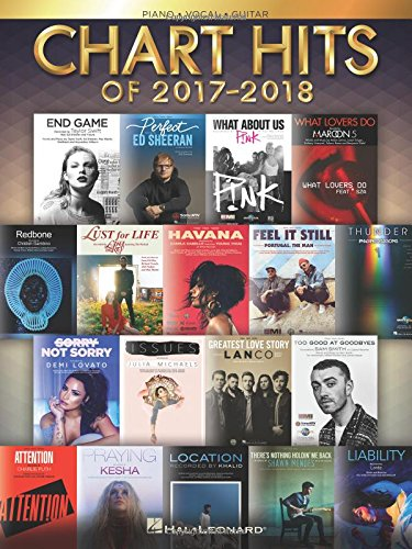 Chart Hits of 2017-2018 (Chart Hits Of (Year))