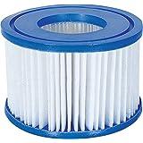 Bestway Filterkartuschen Größe VI für Lay-Z-Spa, 10,60x8,0 cm
