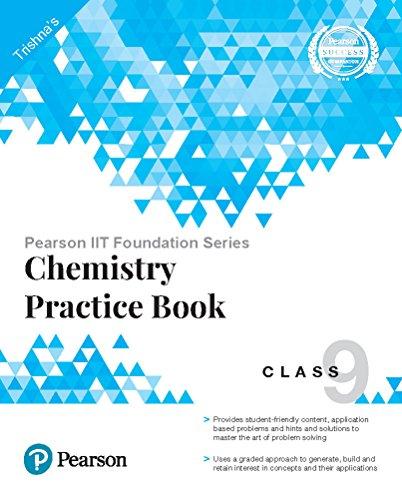 IIT Foundation Chemistry Practice Book 9