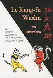 Le kung-fu wushu en souriant
