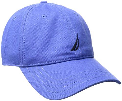 nautica-mens-logo-adjustable-baseball-cap-french-blue-one-size