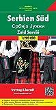 Serbia sud 1:200.000