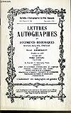 CATALOGUES DE VENTES AUX ENCHERES - BULLETIN D'AUTOGRAPHES A PRIX MARQUES - N°788 - NOVEMBRE 1986 - LETTRES AUTOGRAPHES ET DOCUMENTS HISTORIQUES.