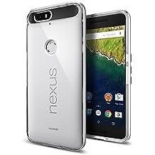 "'Spigen sgp11822funda ""Neo Hybrid EX para Nexus 6P satén Plata"