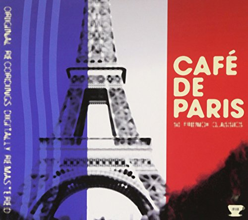 Cafe de Paris 50 French Classics