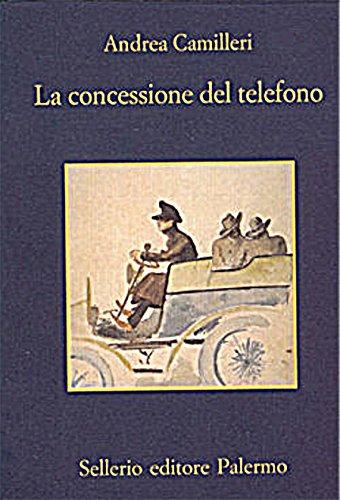 La concessione del telefono (La memoria Vol. 407)