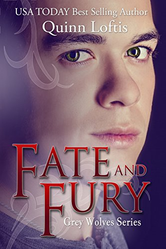 Fate and Fury (The Grey Wolves Series Book 6) (English Edition)