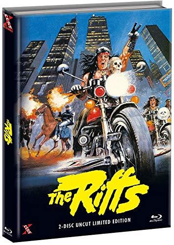 The Riffs 1 - Die Gewalt sind wir - Mediabook Cover A - Limited Edition (+ DVD) [Blu-ray]