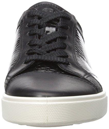 Ecco Damen Gillian Sneaker Schwarz (Black/Black)