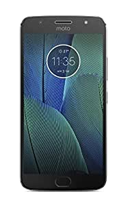 Moto G5s Plus (Lunar Grey, 4GB RAM, 64GB Storage)